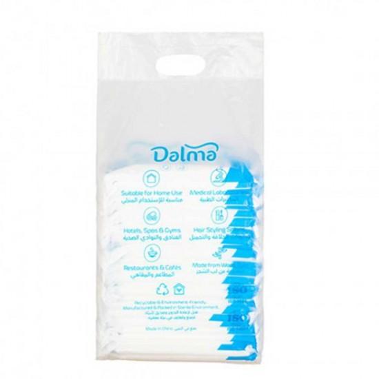 Dalma Disposable Towels Single Packing 100*50  cm 400pieces/carton